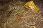 Ciclista de 67 anos morre após ser atropelado por caminhão na BR-364