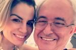 Adilton Sachetti está noivo de empresária de Rondonópolis