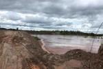 Quatro  barragens de mineração sem estabilidade são interditadas em MT
