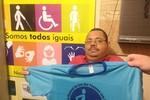 Luta dos deficientes sem recursos da Prefeitura
