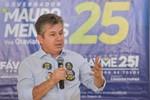 Mendes não estará no debate de hoje na TV Cuiabá