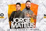 Jorge e Mateus realizam show Único e Limitado na Musiva