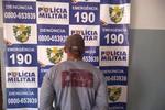 Homem é preso em Rondonópolis com motocicleta roubado