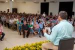 Mais 3 mil pessoas em Mato Grasso conhecem a trajetória de superação de Lars Grael