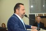 Cláudio da Farmácia assume a presidência da Câmara Municipal