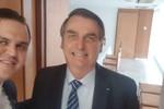Em Brasília Thiago Silva discute situação de Jarudore com presidente Bolsonaro