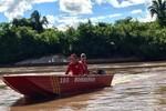 Corpos de adolescente e jovem que se afogaram em rio são encontrados