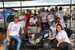 Carro projetado por alunos da UFR participa de competição nacional