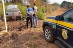 Suspeitos são presos pela PRF após fuga e troca de tiros com policiais