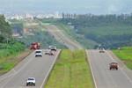 Feriado prolongado: BR-163 terá aumento de 36% no fluxo de veículos leves
