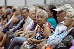 Estudo aponta que 75% dos idosos usam apenas o SUS