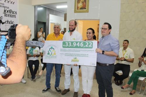 Projeto conseguiu arrecadar mais de R$ 33 mil reais. Foto: Assessoria
