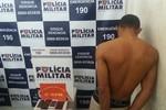 Ladrão é preso pela PM com ajuda de rastreador de celular