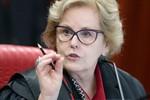 """Suspeitas sobre as urnas são """"descoladas da realidade"""", diz Rosa Weber"""