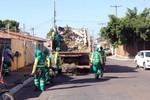 Prefeitura realiza Mutirão da Limpeza no bairro Bela Vista