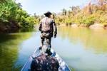 Lanchas reforçam fiscalização em rios de Mato Grosso