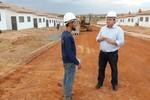 Deputado Sebastião Rezende cobra celeridade nas obras do Residencial Dona Neuma