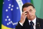 Bolsonaro chega a Brasília depois de ter alta hospitalar