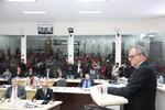 Prefeito de Rondonópolis responde dúvidas de vereadores