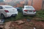 Forças de Segurança recuperam 19 veículos e prendem 4 por roubo em concessionária