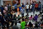 Taques recebe apoio de evangélicos
