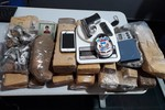 Polícia Civil apreende 25 quilos de entorpecentes
