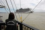 Passageiros de navio serão vacinados após confirmação de casos de sarampo