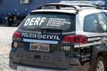 Polícia Civil cumpre 06 mandados de prisão preventiva contra autores de roubos