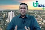 Pré-candidato a prefeito, Ubaldo é detonado em transmissão ao vivo de rede social