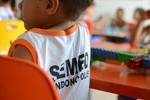 Educação está com período de matrículas aberto na rede municipal