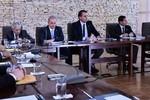 Bolsonaro define primeiras ações de governo em reunião com ministros