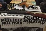 Tia e sobrinha são detidas com armas e droga em Campo Novo do Parecis