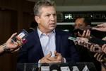 Governador vai a Brasília apresentar situação de Mato Grosso e estuda decretar estado de calamidade