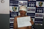 Roubo termina com criminoso espancado e preso em Várzea Grande