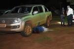 Homem é assassinado a tiros em pátio de casa de leilões em Rondonópolis