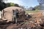 Polícia Ambiental encontra carvoarias clandestinas em fazendas na MT-370