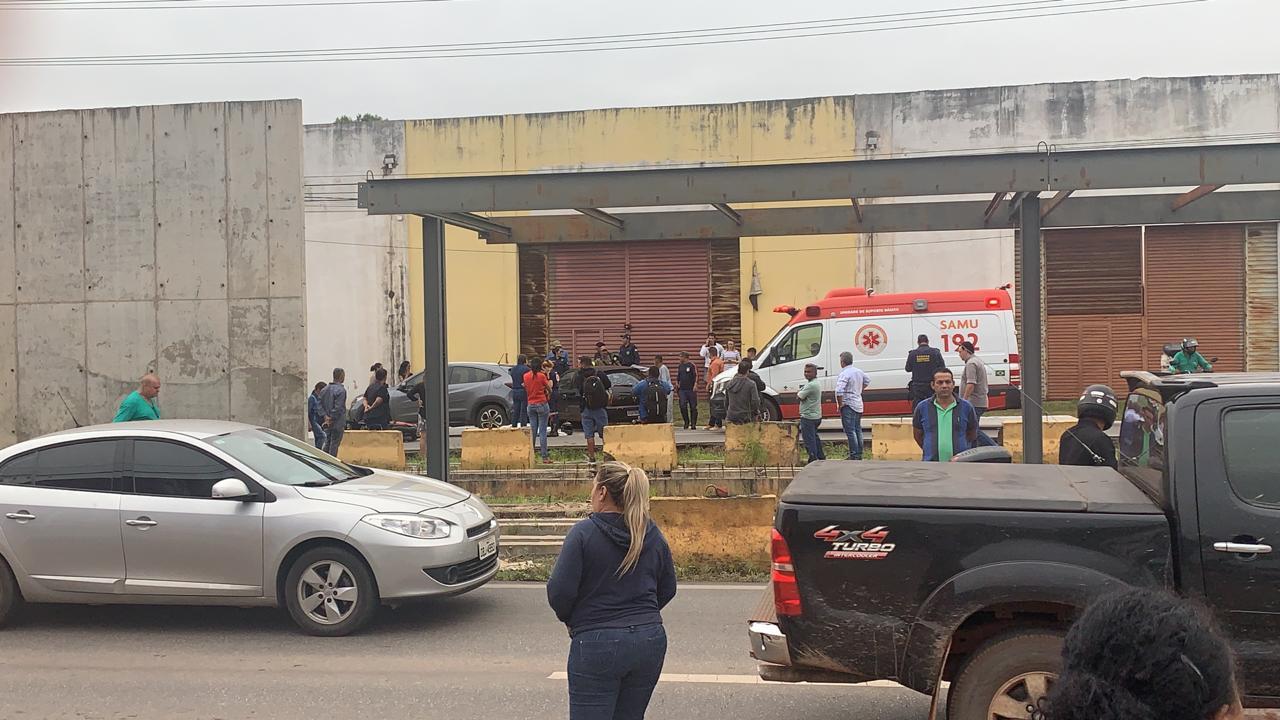 Uma equipe do Serviço de Atendimento Móvel de Urgência foi ao local, mas a vítima já estava sem vida. (Foto. rede social)