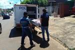Idoso é assassinado com tiros na cabeça no centro de Rondonópolis