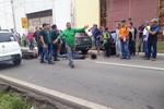 Agente da Guarda Municipal morre em acidente na Avenida da FEB