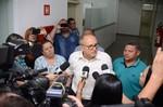 """Pátio defende Estado e ataca ameaça de fechamento do Hospital Regional: """"É caso de polícia"""""""