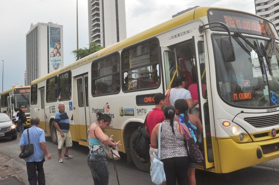 A última licitação do transporte coletivo da Capital aconteceu em 2002. Foto: Reprodução