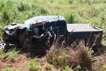 Embriagado e sem CNH homem é preso após provocar acidente na BR-163