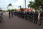 """4º CR da Polícia Militar lança """"Operação Final de Ano"""" em Rondonópolis"""