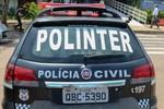 Suspeito de roubo e homicídio é preso pela Polícia Civil