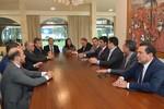 Governador afirma que Brasil precisa enfrentar temas como FEX e compensação da Lei Kandir