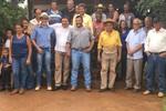 Prefeitos de Guiratinga e Pedra Preta, vereadores e comunidade articulam construção de ponte