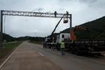 BR-364 será fechada para instalação de estrutura de sinalização no domingo (17)