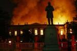 Unesco estima 10 anos para recuperação do Museu Nacional