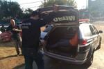 Polícia Civil prende suspeito de roubar e estuprar em 3h30 em MT