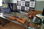 Jovem é preso acusado de matar dono de chácara durante roubo